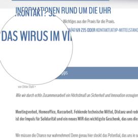 Das WIRus im Virus in IP Mittelstand 06_20 von Ulrike Stahl Rednerin fuer Kollaboration