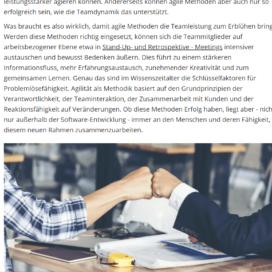 Dem agilen Wir gehoert die Zukunft 09 2018 computerwoche.de Expertin fuer kooperative Zusammenarbeit Ulrike Stahl