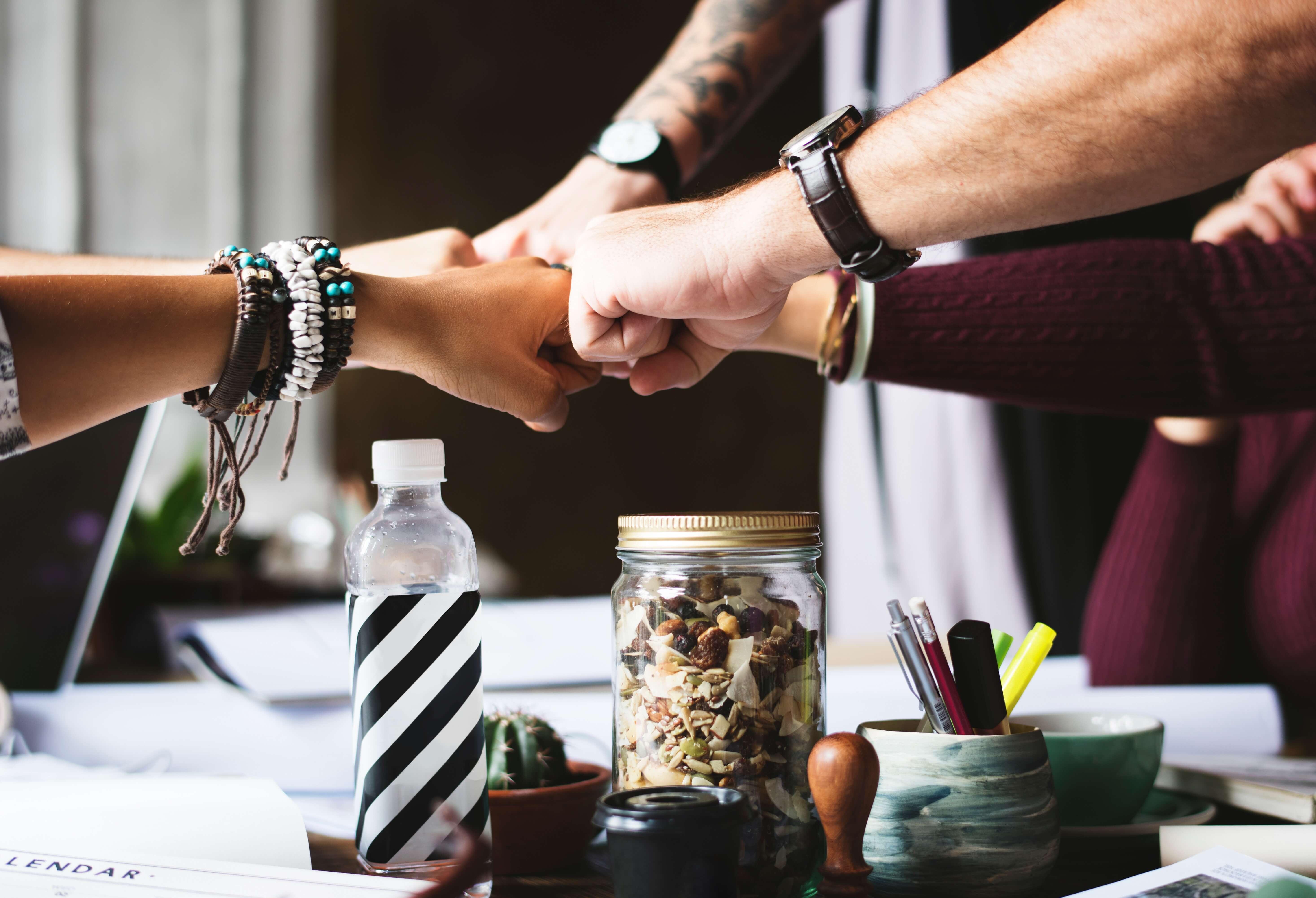 Kooperation im digitalen Zeitalter - Konkurrenz(-denken) ade