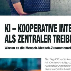 KI Kooperative Intelligenz als zentraler Treiber in Next Economy Magazine 04_20 von Ulrike Stahl Rednerin fuer Kooperation und erfolgreiche Zusammenarbeit