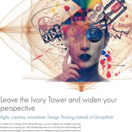 Leave the Ivory Tower and widen your perspective_MAFO 01_2019 von Ulrike Stahl Teamentwicklung für virtuelle und globale Teams
