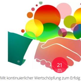 Mit kontinuierlicher Wertschoepfung zum Erfolg 05 2019 Expertin fuer kooperative Zusammenarbeit Ulrike Stahl