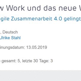New Work und das neue WIR brainguide.de 05 2019 Expertin fuer kooperative Zusammenarbeit Ulrike Stahl
