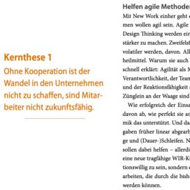 New Work und das neue WIR_Springer 09_2019 von Ulrike Stahl Teamentwicklung mit Insights Discovery