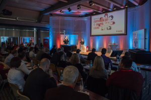 Ulrike Stahl Keynote Erfolgsfaktor Kooperation Maklertag Lugano