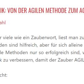 das Magazin fuer Digitalisierung, Vernetzung und Collaboration wissensmanagement.net 03 2019 Expertin fuer kooperative Zusammenarbeit Ulrike Stahl